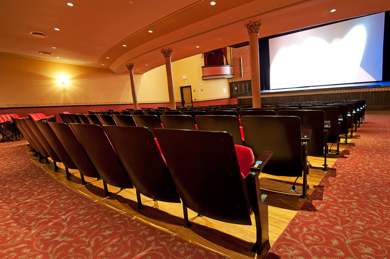 Auditorium Seating Rental