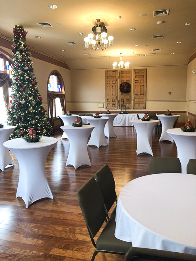 Grand Ballroom Christmas Event