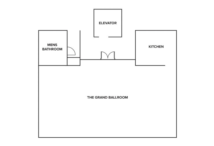 The Grand Ballroom Layout