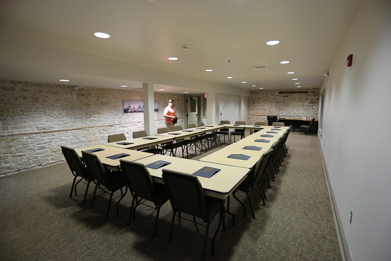 NCRA-CHS McPherson Meeting Room Rental