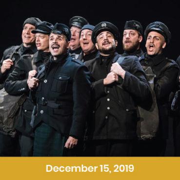 Wichita Grand Opera Presents: All is Calm