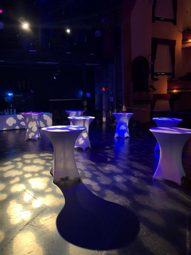 YP Mingle McPherson Opera House Auditorium