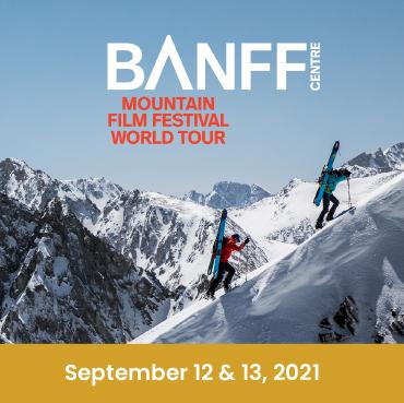 2021 Banff Mountain Film Festival